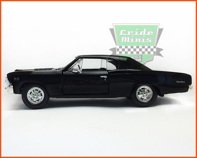 Chevrolet Chevelle SS396 1966  - escala 1/24