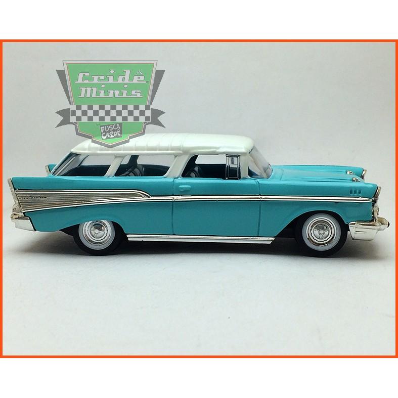 Chevrolet Nomad 1957 - Caixa de acrílico- escala 1/43