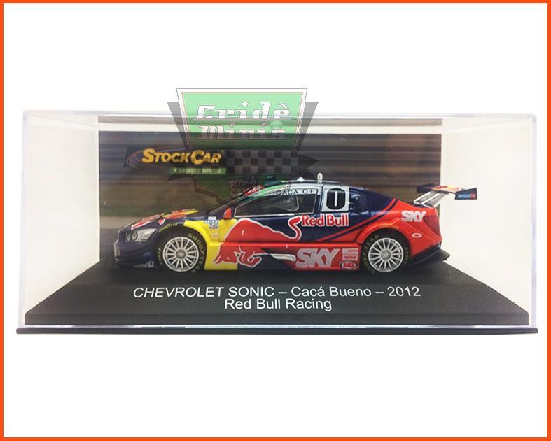 Chevrolet Stock Car #0 - Cacá Bueno - escala 1/43