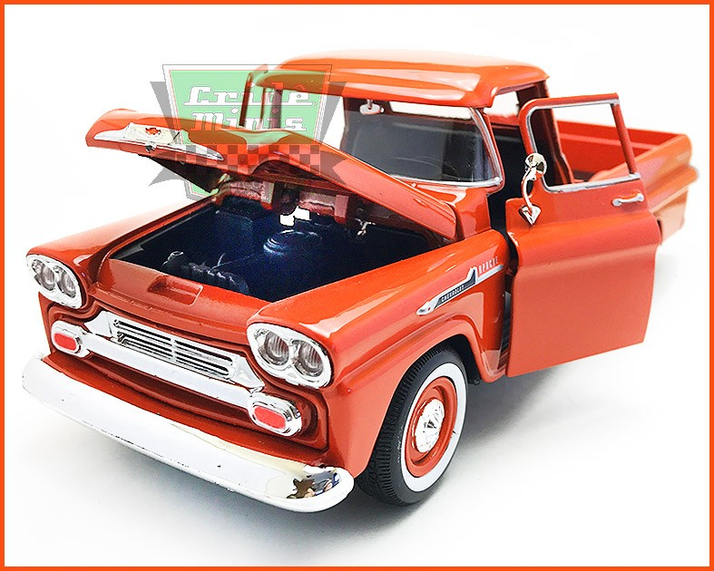 Chevy Apache Pick-up 1958 - escala 1/24