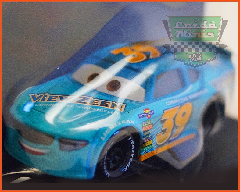 Disney Car 3 Buck Bearingly #39