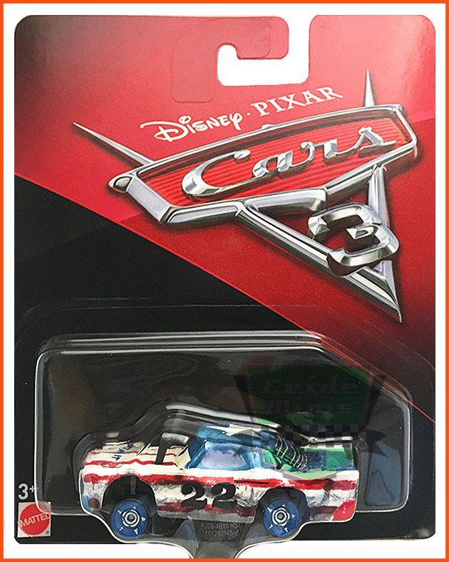 Disney Car 3 Cigalert