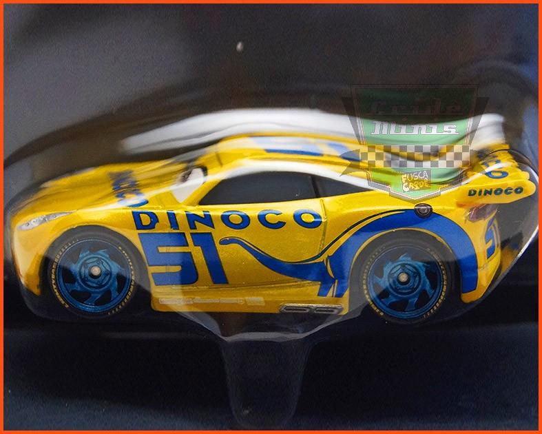Disney Car 3 Dinoco Cruz Ramirez #51