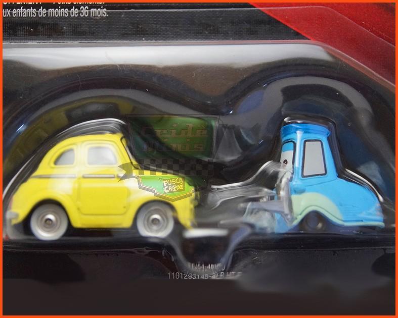 Disney Car 3 Luigi & Guido