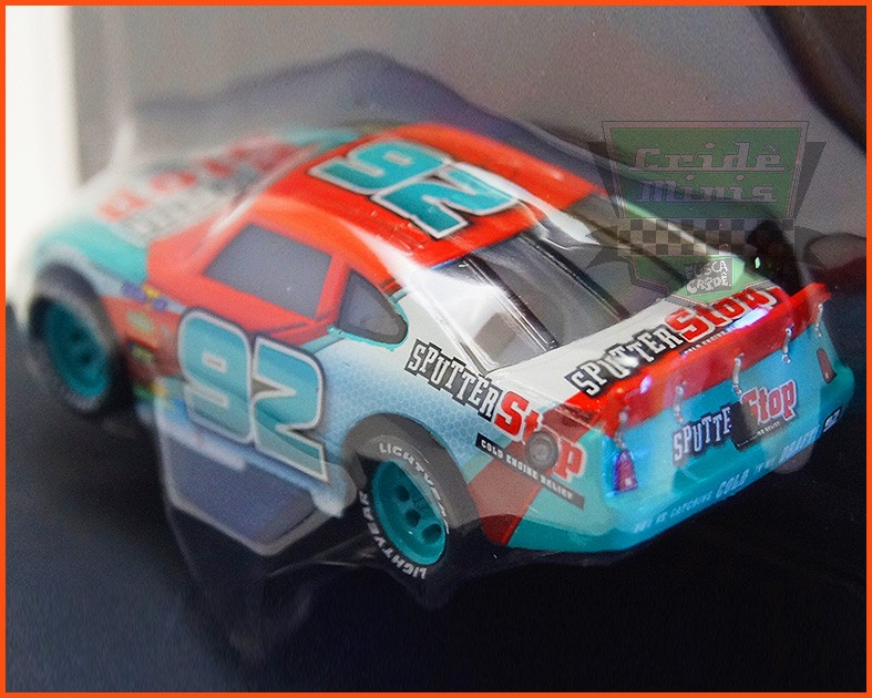 Disney Car 3 Murray Clutchburn #92