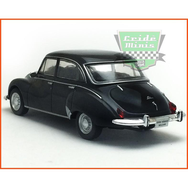 DKW Vemag Belcar 1965 - Caixa de acrílico - escala 1/43