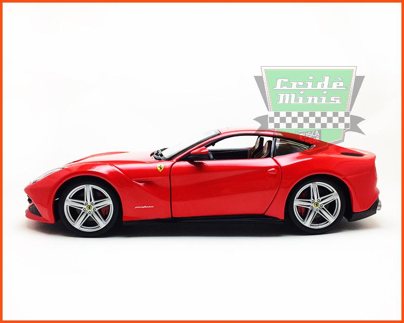 Ferrari F12 Berlinetta - escala 1/24