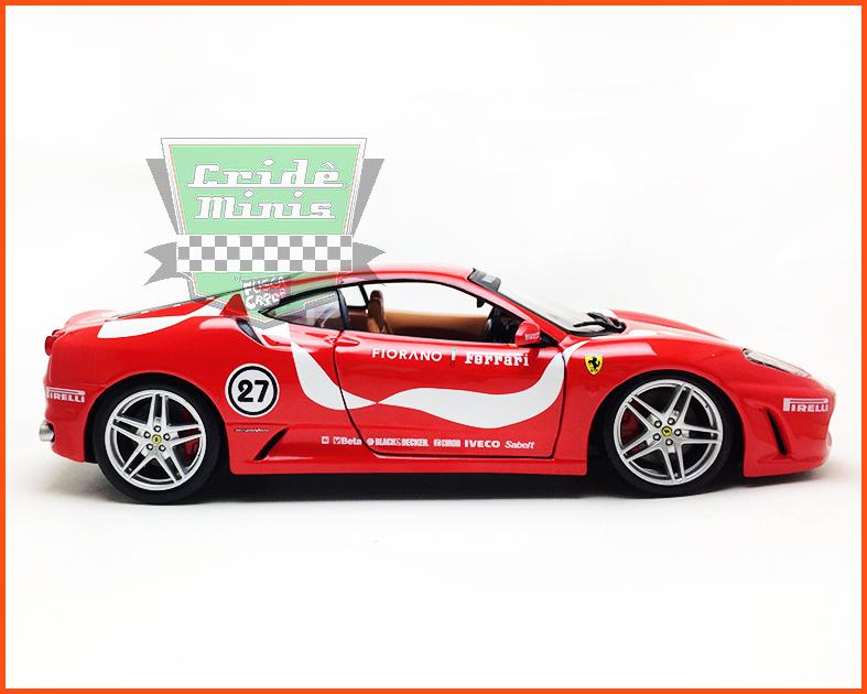 Ferrari F430 Corrida - escala 1/24
