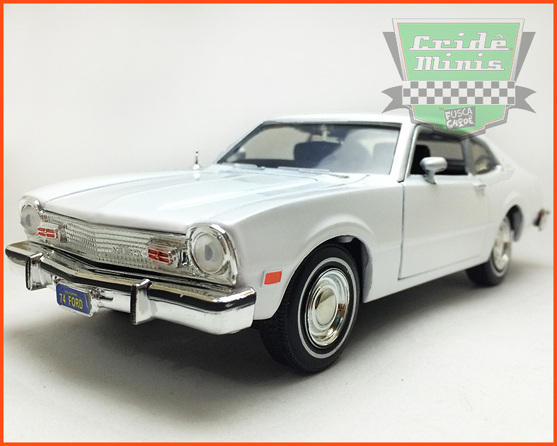 Ford Maverick 1974 - escala 1/24