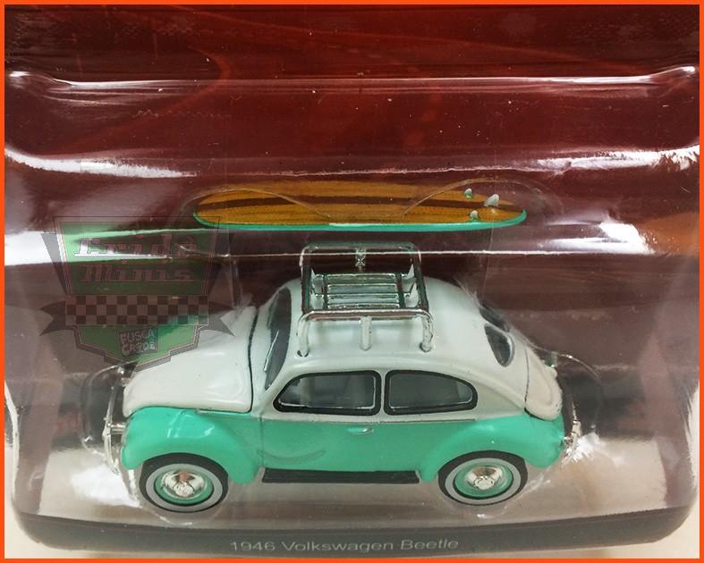 Fusca Split Surfista 1946 - escala 1/64