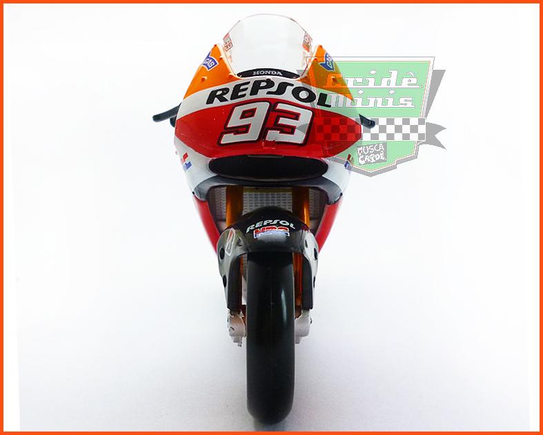Honda Moto GP 2014 - REPSOL - escala 1/18
