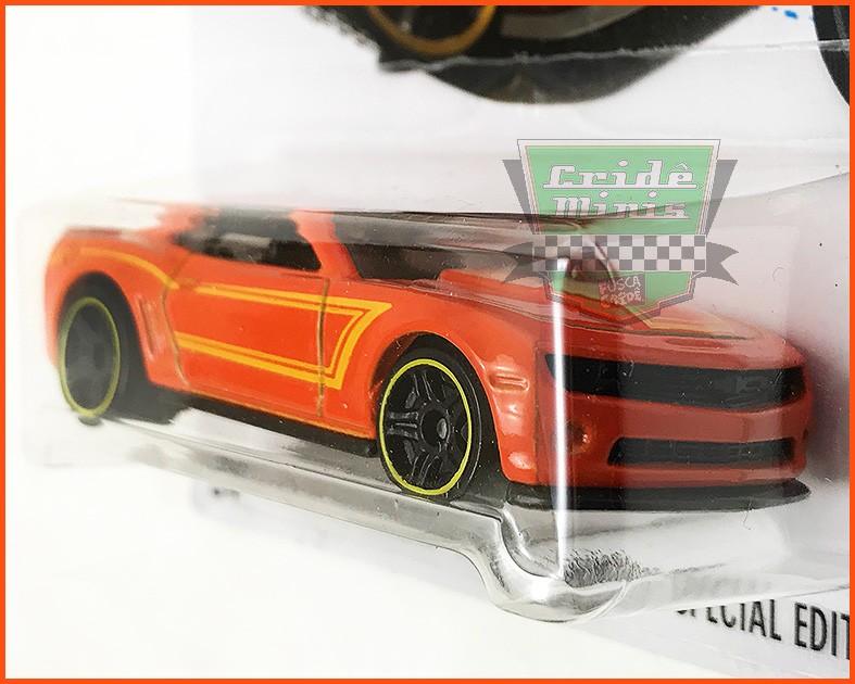 Hot Weels Camaro SPECIAL EDITION 2013 - escala 1/64