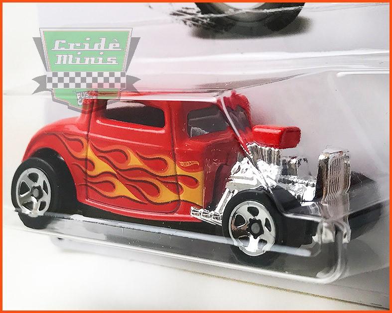 Hot Weels Ford 1932 - escala 1/64