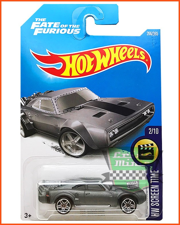 Hot Weels Ice Charger - Velozes e Furiosos