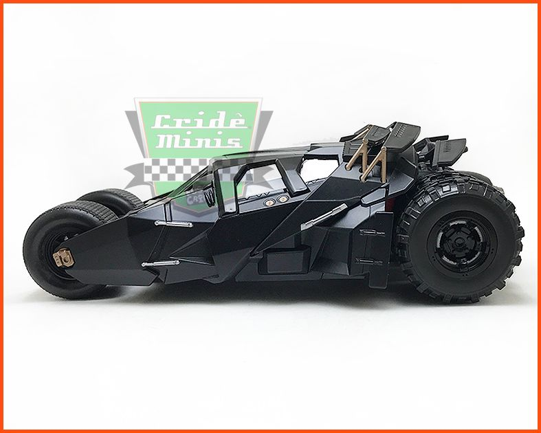 Jada Batmobile 2008 The Dark Knight Tumbler - Escala 1/24