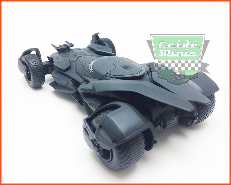 Jada Batmóvel Batman Vs Superman DC - Escala 1/32