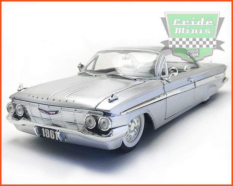 Jada Chevrolet Impala 1961 - escala 1/24