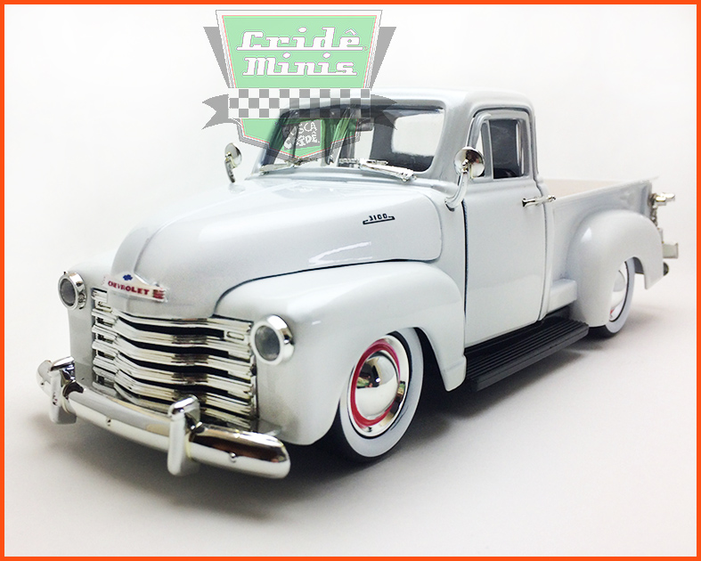 Jada Chevrolet Pick-up 3100 1953  - escala 1/24