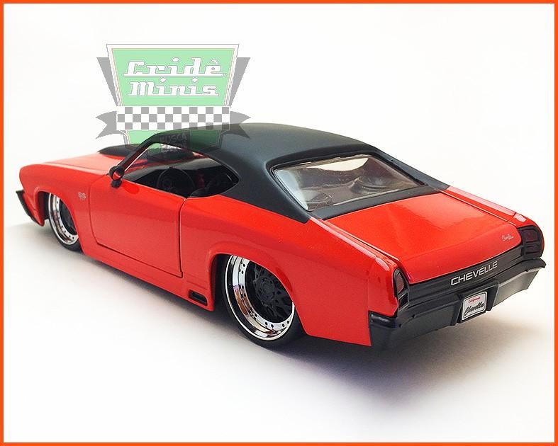 Jada Chevy Chevelle SS 1969 - escala 1/24