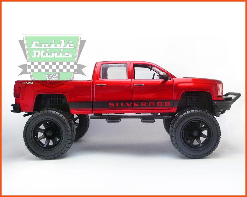 Jada Chevy Silverado 2014 - escala 1/24
