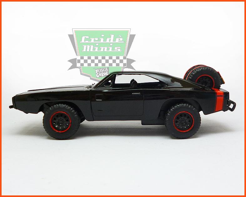 Jada Dodge Charger 1970 - Velozes e Furiosos  - escala 1/32