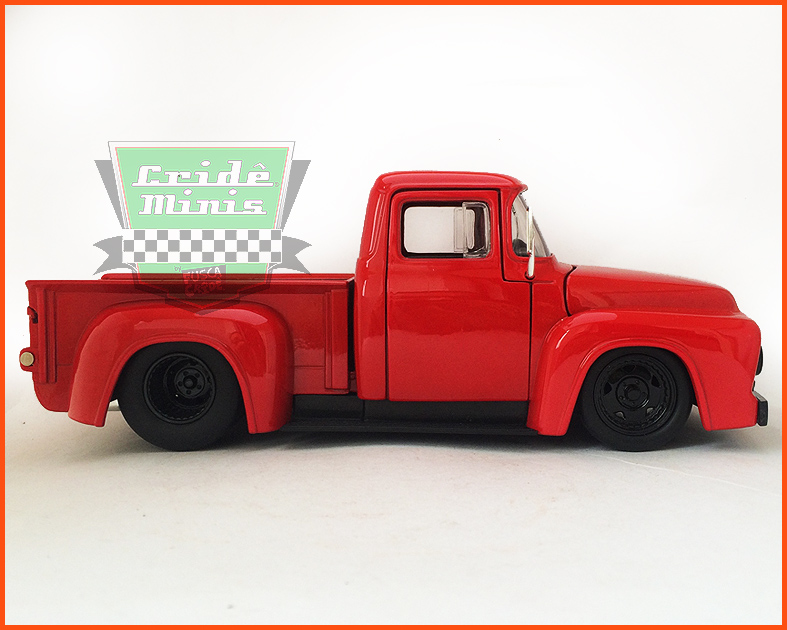 Jada Ford F-100 Pickup1956 - escala 1/24