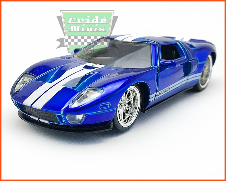 Jada Ford GT 2005 - escala 1/32