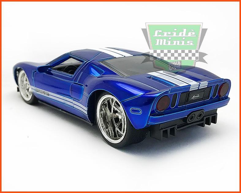 Jada Ford GT 2005 - escala 1/32