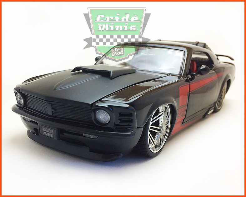 Jada Ford Mustang BOSS 1970 - escala 1/24