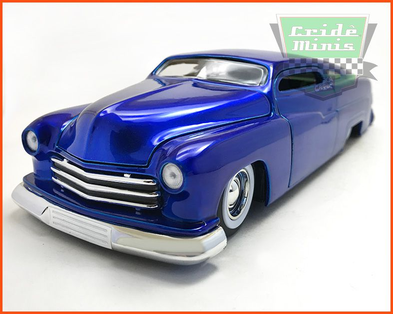Jada Mercury 1951 Custom - escala 1/24