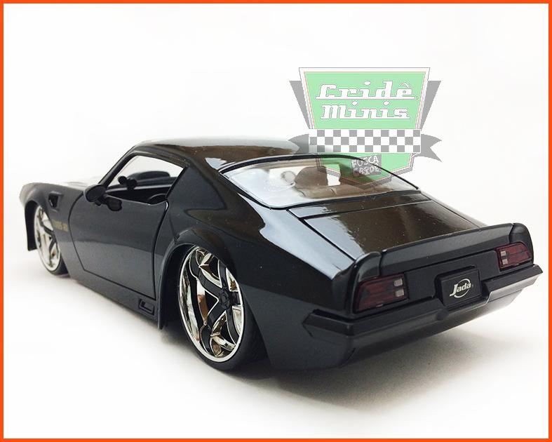 Jada Pontiac Firebird TRANS AM 1972  - escala 1/24