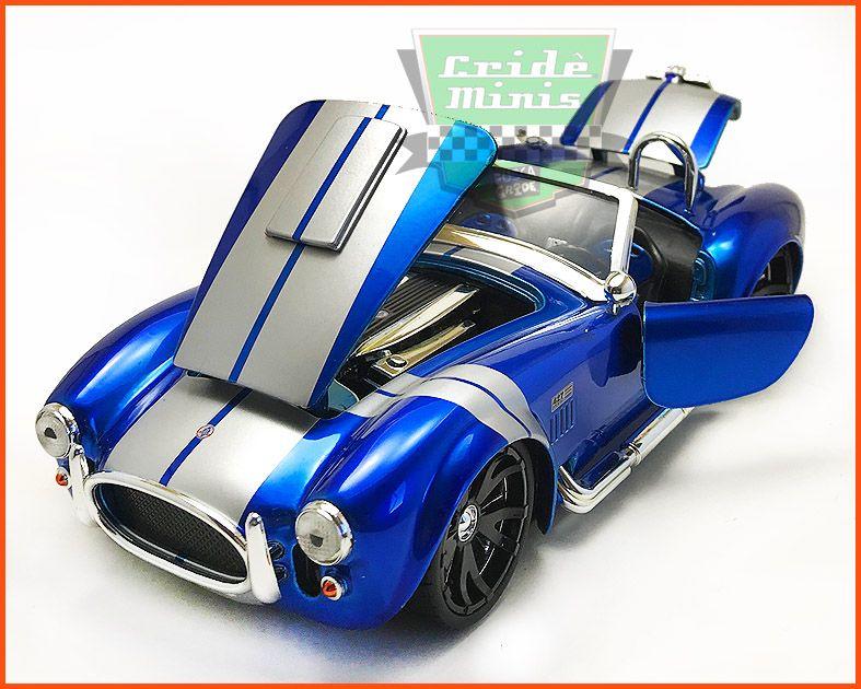 Jada Shelby Cobra 1965 - escala 1/24