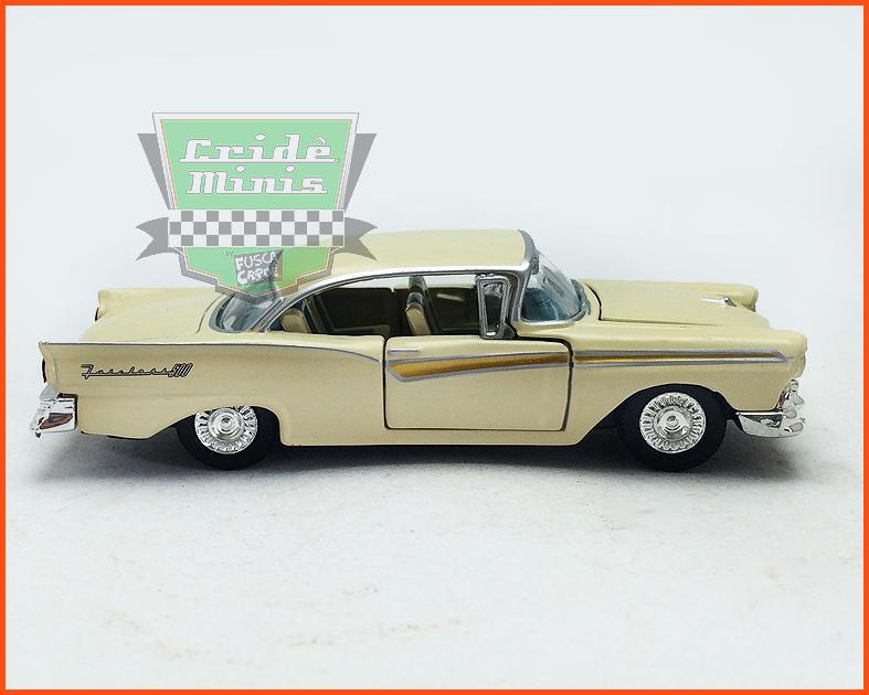 M2 Ford Fairlane 500 1957 - Premium Edition - escala 1/64