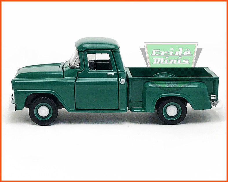 M2 GMC Fleet Option Truck 1958 - escala 1/64