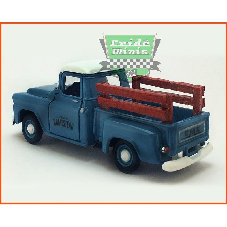 M2 GMC Fleet Option Truck 1958 15 dias para produzir - escala 1/64 -