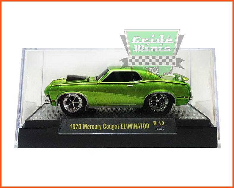 M2 Mercury Cougar ELIMINATOR - Premium Edition 5.000 unid. - escala 1/64