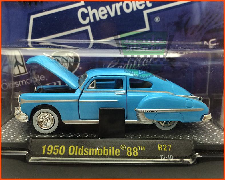 M2 Oldsmobile 1950 - Ed. Limitada 5.000 Unidades - escala 1/64