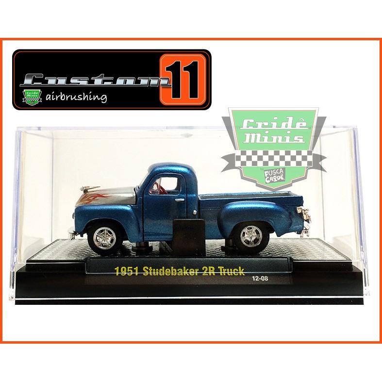 M2 Studebaker 2R Truck 1951 10 dias para produzir - escala 1/64