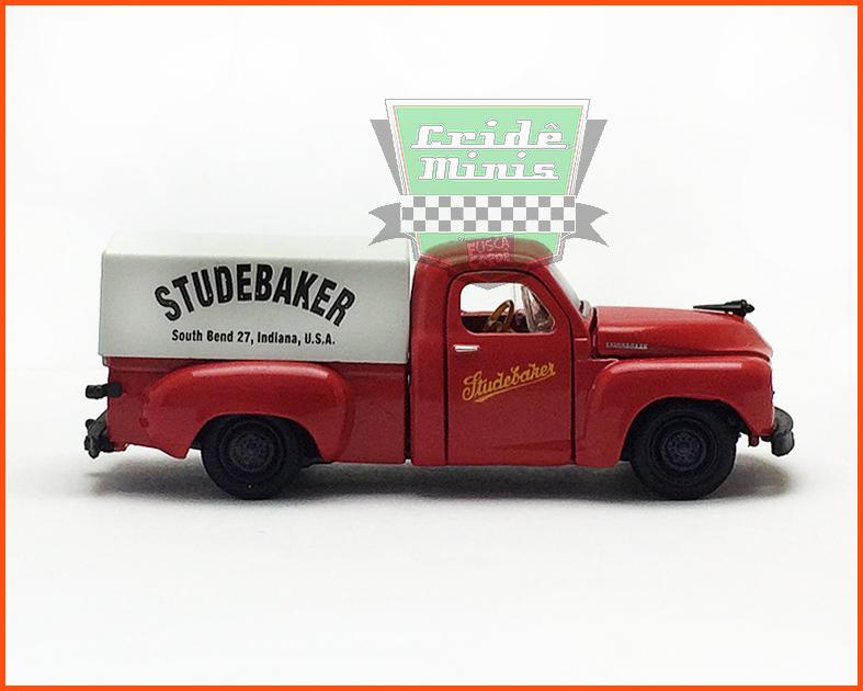 M2 Studebaker 2R Truck 1952 - escala 1/64