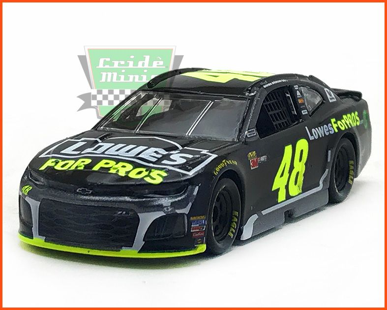Nascar Chevrolet Camaro 2018 Jimmie Johnson #48 - escala 1/64