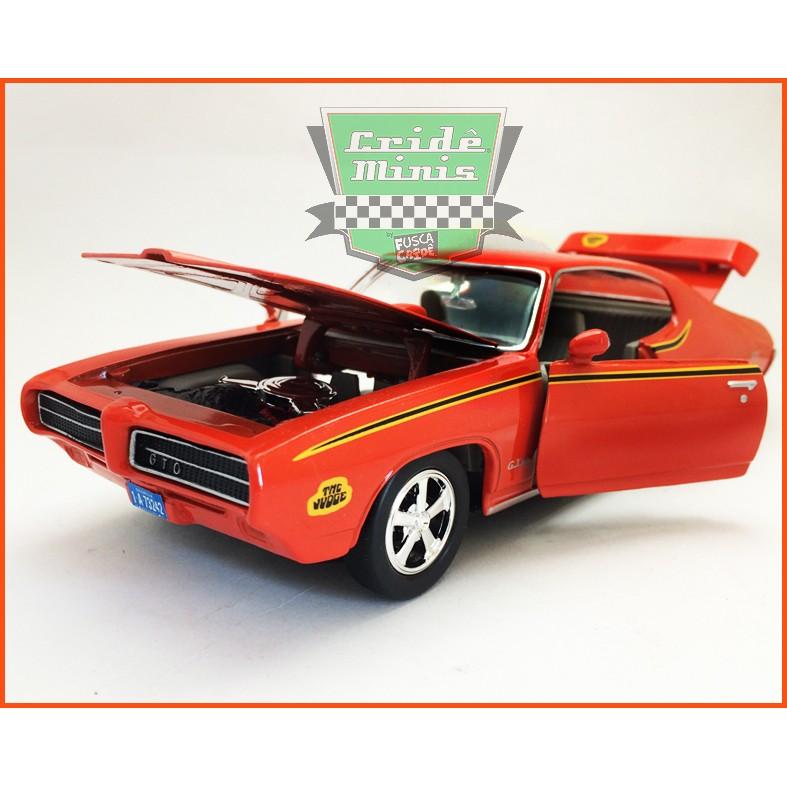Pontiac Judge GTO 1969 - Escala 1/24