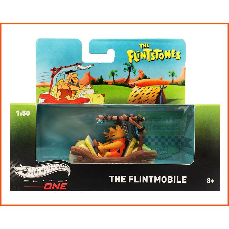 The Flintstones - Flintmobile - escala 1/50