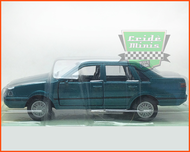 VW Santana 1996 4 portas - Carros Nacionais - escala 1/43