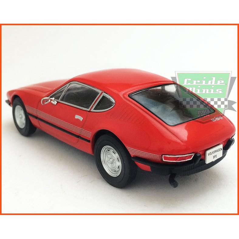 VW SP2 1973 - Carros Nacionais - escala 1/43