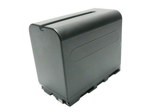 Bateria Np-f970 Para Led Iluminador Profissional Dslr Led Cn 160