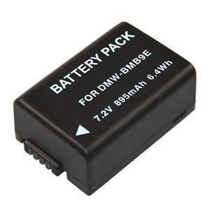 Bateria P/ Panasonic Lumix Profissional DMW-BMB9E DMW-BMB9PP  - ENERGIA DIGITAL