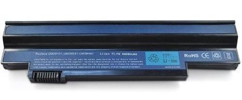 Bateria P/ Acer Um09g41 Um09h71 Um09g51 Um09g71 Um09g7  - ENERGIA DIGITAL