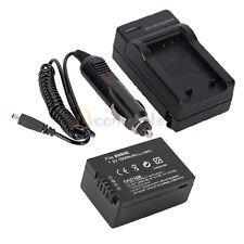 Kit Bateria Dmw-bmb9 + Carregador Panasonic Lumix Dmc-fz100  - ENERGIA DIGITAL
