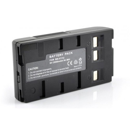 Bateria Bn-v12 Para Jvc Gr-ax Gr-axm Gr-fx Gr-fxm Gr-sx Gr-sxm