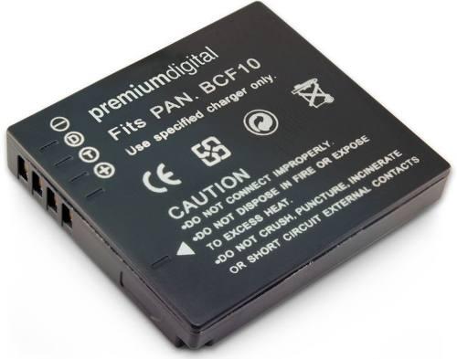 Bateria Dmw-bcf10 Cga-s106b,cga-s/106c,cga-s/106d,cga-s/106b